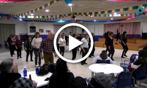 El Casal d'Avis enceta l'agenda d'activitats d'enguany amb el Festival del ball en línia