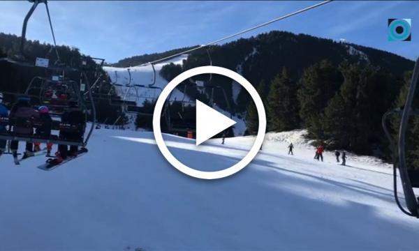 Joventut tanca amb èxit una nova edició de l'Esquiada
