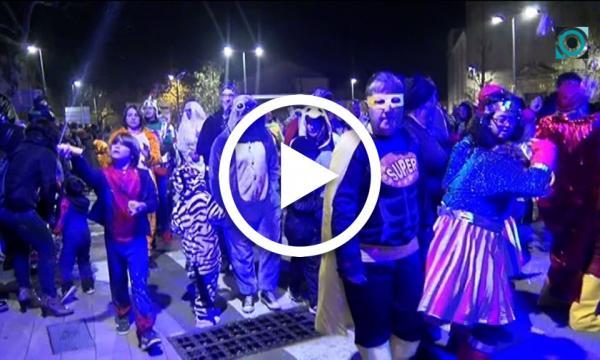 La gresca i la rauxa prenen els carrers de la Selva per Carnaval