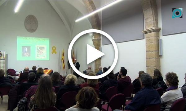 Una reflexió a la història de l'anticatalanisme centra el primer acte pels 10 anys del Col·lectiu 25 d'Abril