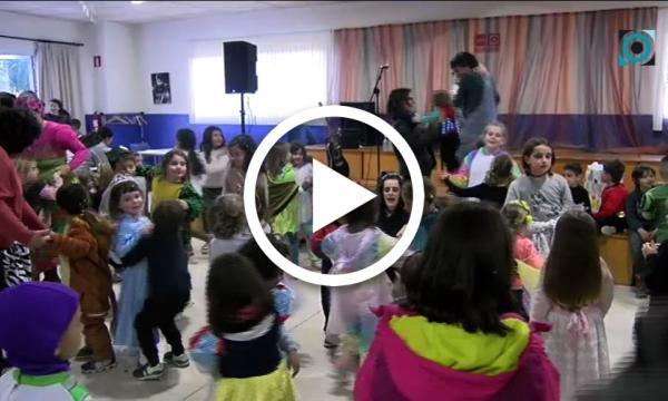 El Carnaval infantil, preludi al cap de setmana més esbojarrat de l'any