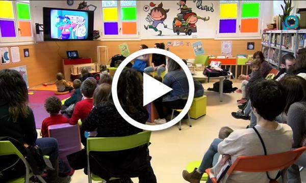 Contes i salut bucodental, a la Biblioteca infantil