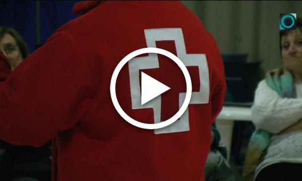 Voluntaris de Creu Roja portaran a casa els productes de primera necessitat als sectors socials vulnerables