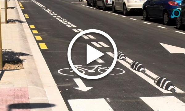 El carrer President Companys, paradigma del canvi en la manera de moure'ns per la Selva