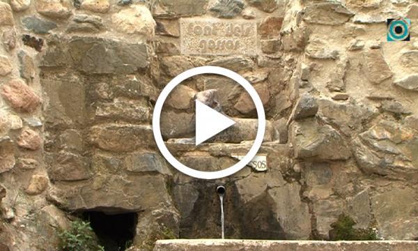 L'espai de la Font dels Gossos llueix remodelat i connectat al traçat del Camí del Rec