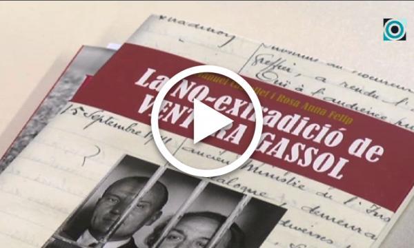 L'intent fallit del govern de Franco per extradir a Ventura Gassol