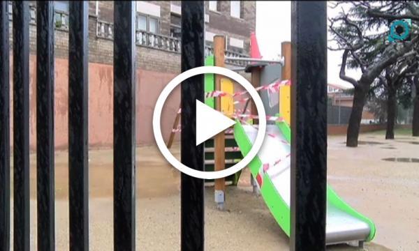 L'entrada a la nova realitat permet obrir els parcs infantils municipals aquest cap de setmana