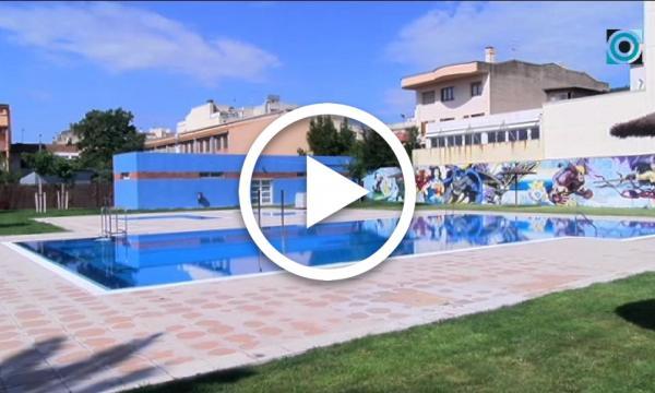 Les piscines d'estiu obriran portes l'1 de juliol amb normativa adaptada a la situació actual