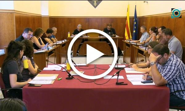 Jordi Vinyals renuncia a l'alcaldia en compliment del pacte entre PSC i ERC