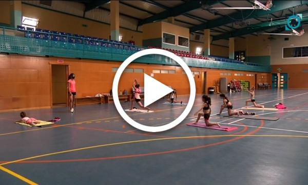 Les estades de tecnificació de rítmica i futbol, ofertes esportives pels infants durant aquest juliol