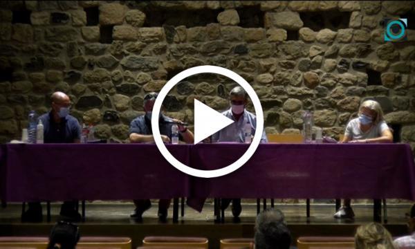 El Castell acull per mesures de seguretat l'Assemblea General Extraordinària del Consell Esportiu del Baix Camp