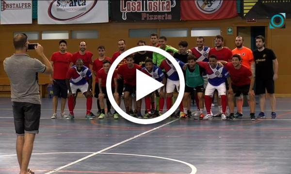 El futbol sala torna al Pavelló amb un amistós entre els huracans i la preselecció de la República Dominicana