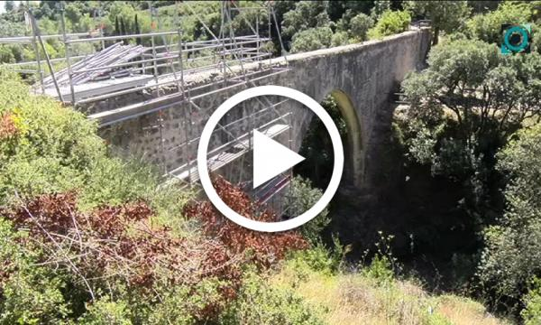 Finalitza la restauració del Pont Alt, que manté la seva fesomia històrica