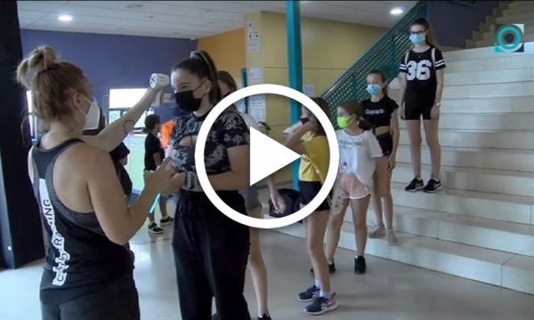 En marxa el taekwondo, el hip-hop i la natació, les activitats infantils del Pavelló d'esports