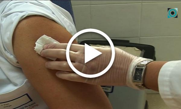 El CAP trasllada la campanya de vacunació de la grip comuna al Casal d'avis