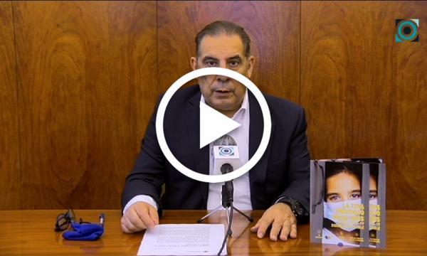 Declaració institucional d'alcaldia sobre la situació de la Covid-19 al municipi - 16 d'octubre