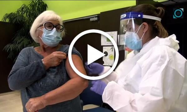 Arrenca la campanya de vacunació de la grip al Casal d'avis