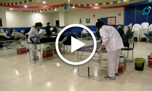 La donació de sang i plasma de novembre aplega una cinquantena de selvatans i selvatanes