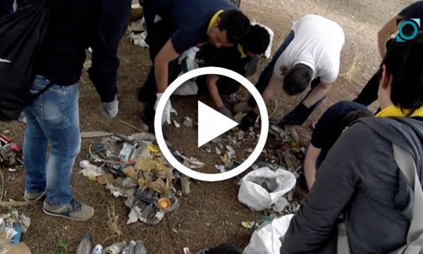 La Selva s'adhereix al Catalunya CleanUp Challenge, una iniciativa per reduir els residus al municipi