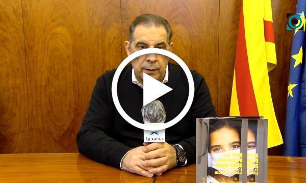 Declaració institucional d'alcaldia sobre la situació de la Covid-19 al municipi - 3 de desembre
