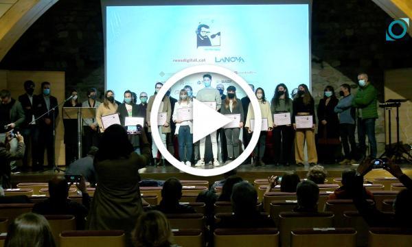 La 5a edició dels Premis de Periodisme Jove Joan Marc Salvat posa l'accent al periodisme en clau femenina