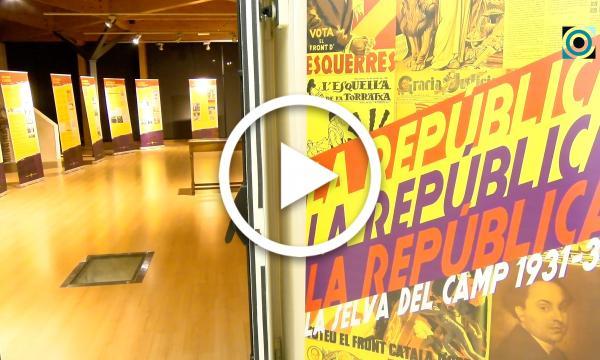 La Selva commemora els 90 anys de la Segona República amb una exposició al Castell