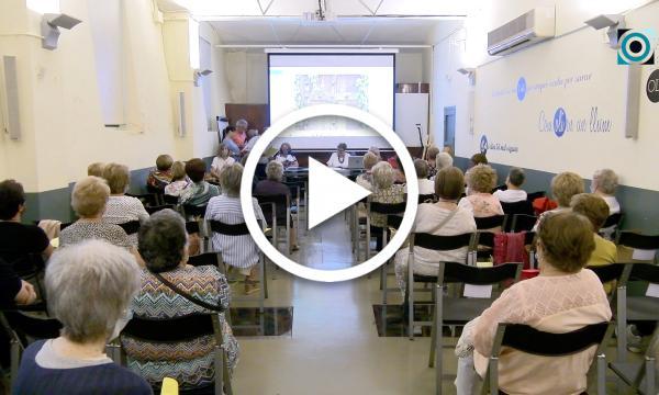 El Grup de Dones dona la benvinguda a l'estiu amb un recital poètico-musical