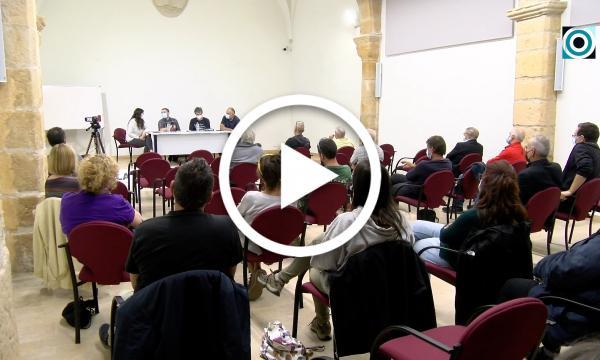 La plataforma contra la carretera d'Almoster manté la lluita contra el projecte