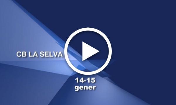 CB La Selva. Partits