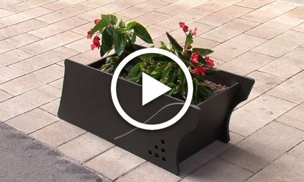 Jardineres noves al carrer Major
