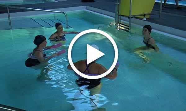 Activitat aquàtica per Embarassades