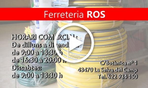 Espot FERRETERIA ROS