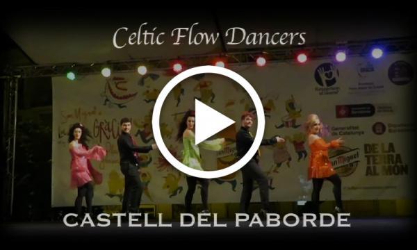 Espectacle Celtic Flow Dancers