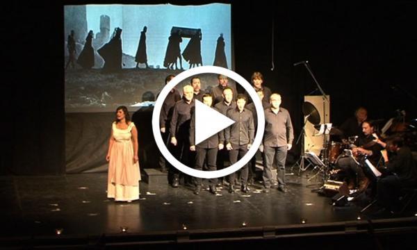 """Teatre: """"Cors esquinçats"""" (2018)"""