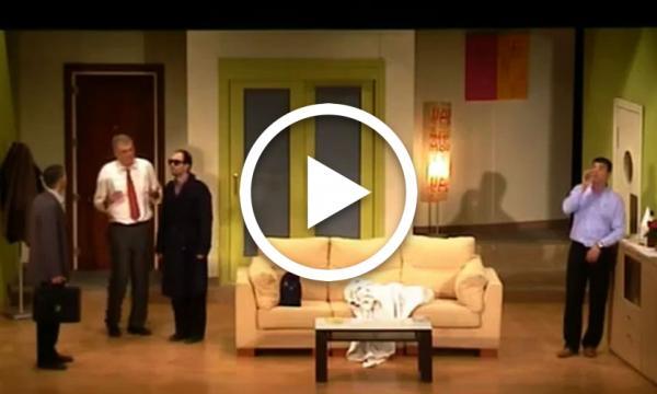 """Teatre: """"Diner negre"""" (2006)"""