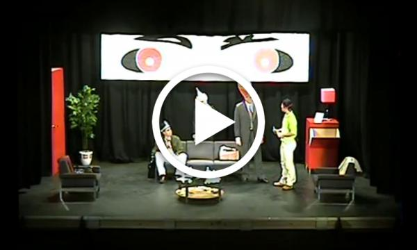 "Teatre: ""El mètode Grönholm"" (2007)"