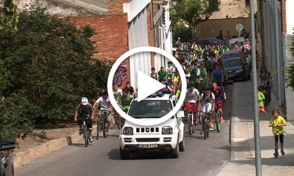 Bicicletada dia internacional del medi ambient