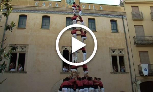 Festa Major. Diada castellera