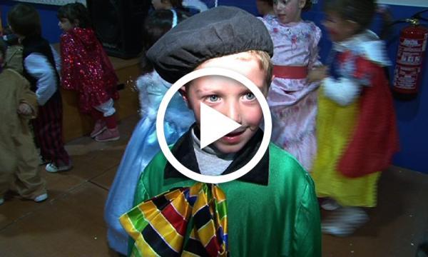 Carnaval infantil 2012