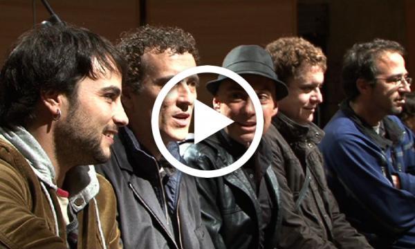 Concert CLAM al Castell de la Selva (11-11-12)