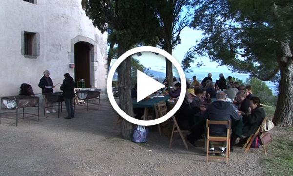 IV Plantada Pessebre Ermita de Sant Pere