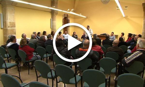 Conferència del PSC a Santa Llúcia