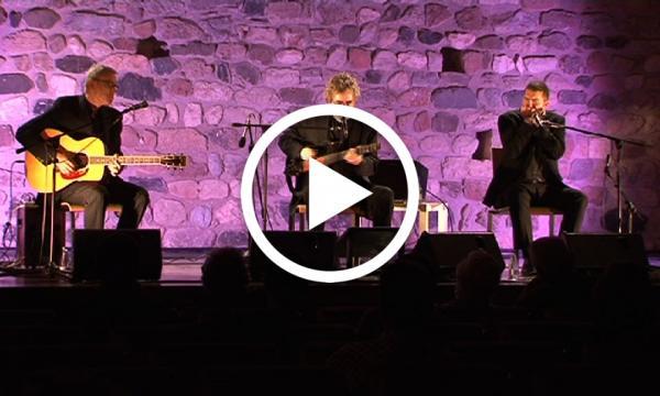 Quico Pi de la Serra en concert al Castell