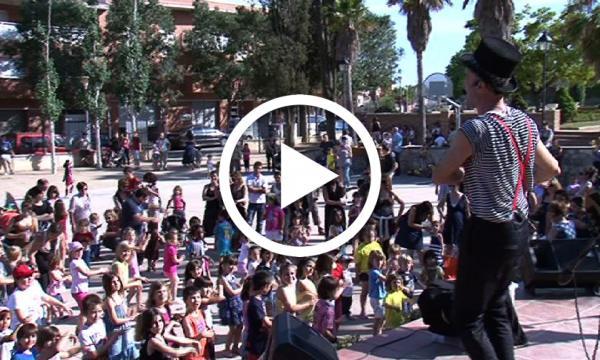 Festa Major. Espectacle infantil