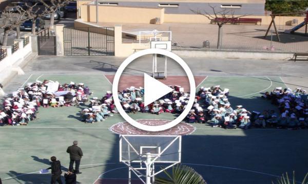 Dia de la Pau al Col·legi Sant Rafael