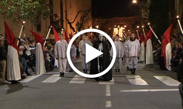 Processó del Sant Enterrament (2017)