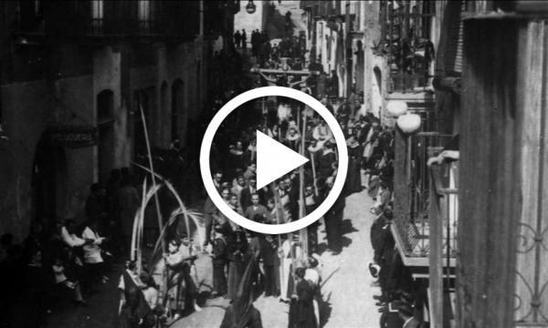 La Setmana Santa al fons Joaquim Guitert Fontserè (1920-1940)
