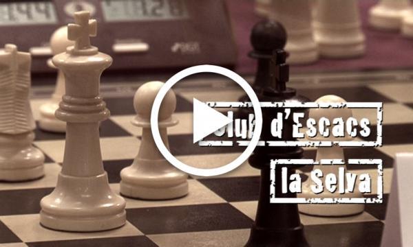 Segell Selvatà: Club d'Escacs