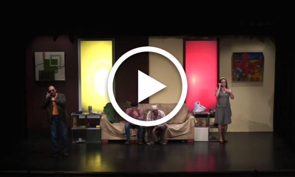 """Teatre: """"Taxi"""" (2009)"""
