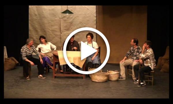 """Teatre: """"Terra Baixa"""" (2012)"""